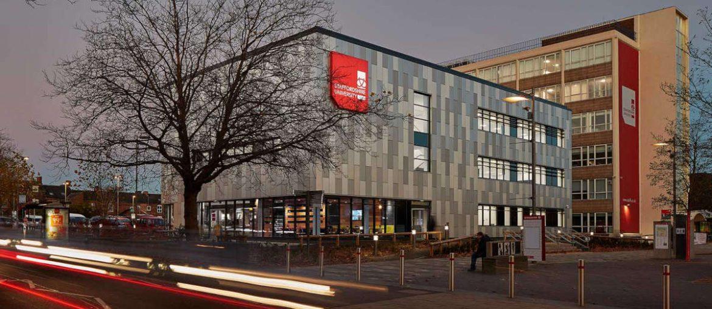 Staffordshire University Stoke-on-Trent