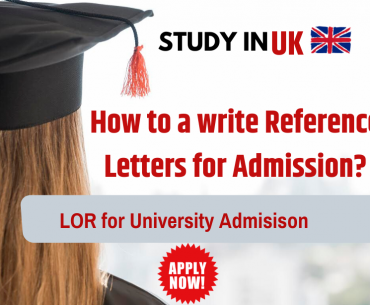 Reference Letters LOR